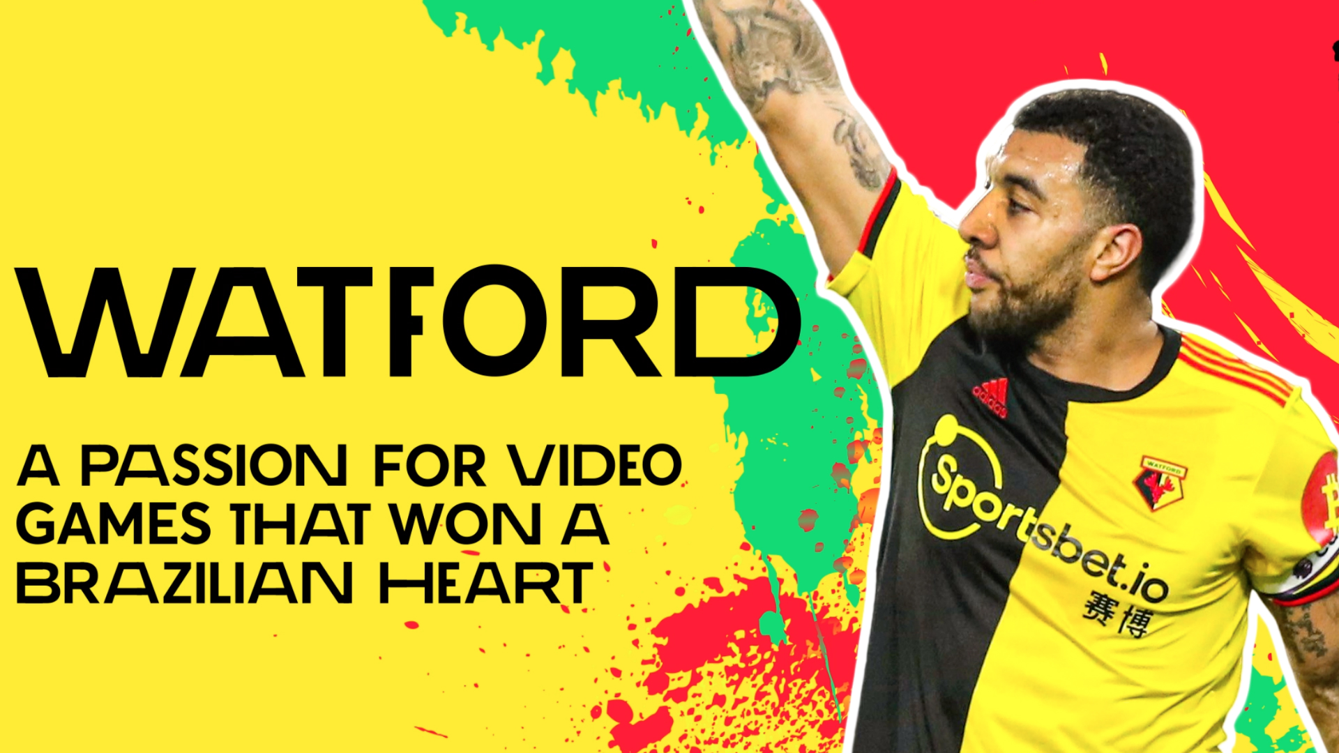 How a passion for gaming won Watford a Brazilian heart