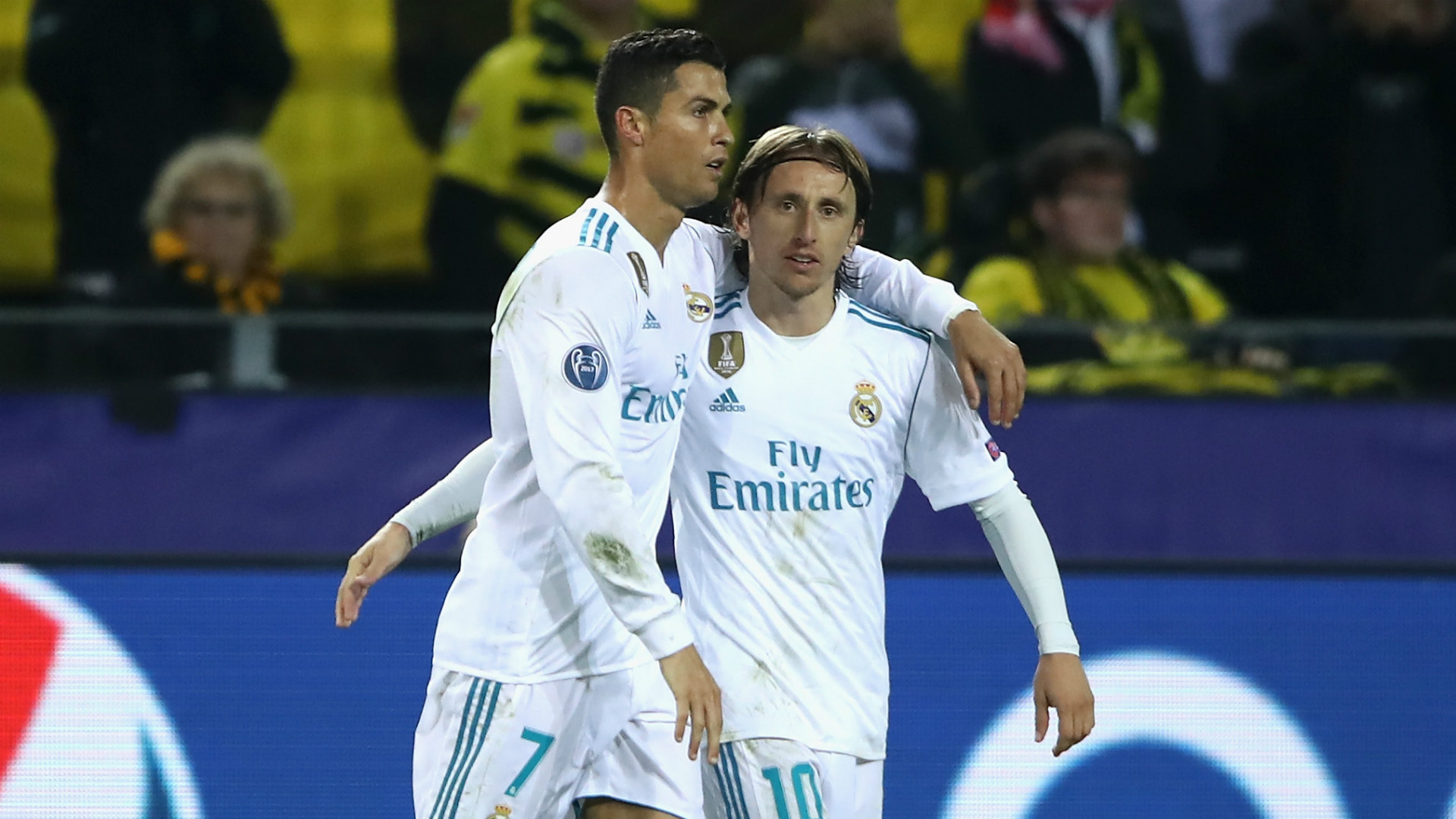 Ronaldo's goals and character missed at Madrid, says Modric as Croatian aims to finish career with Real