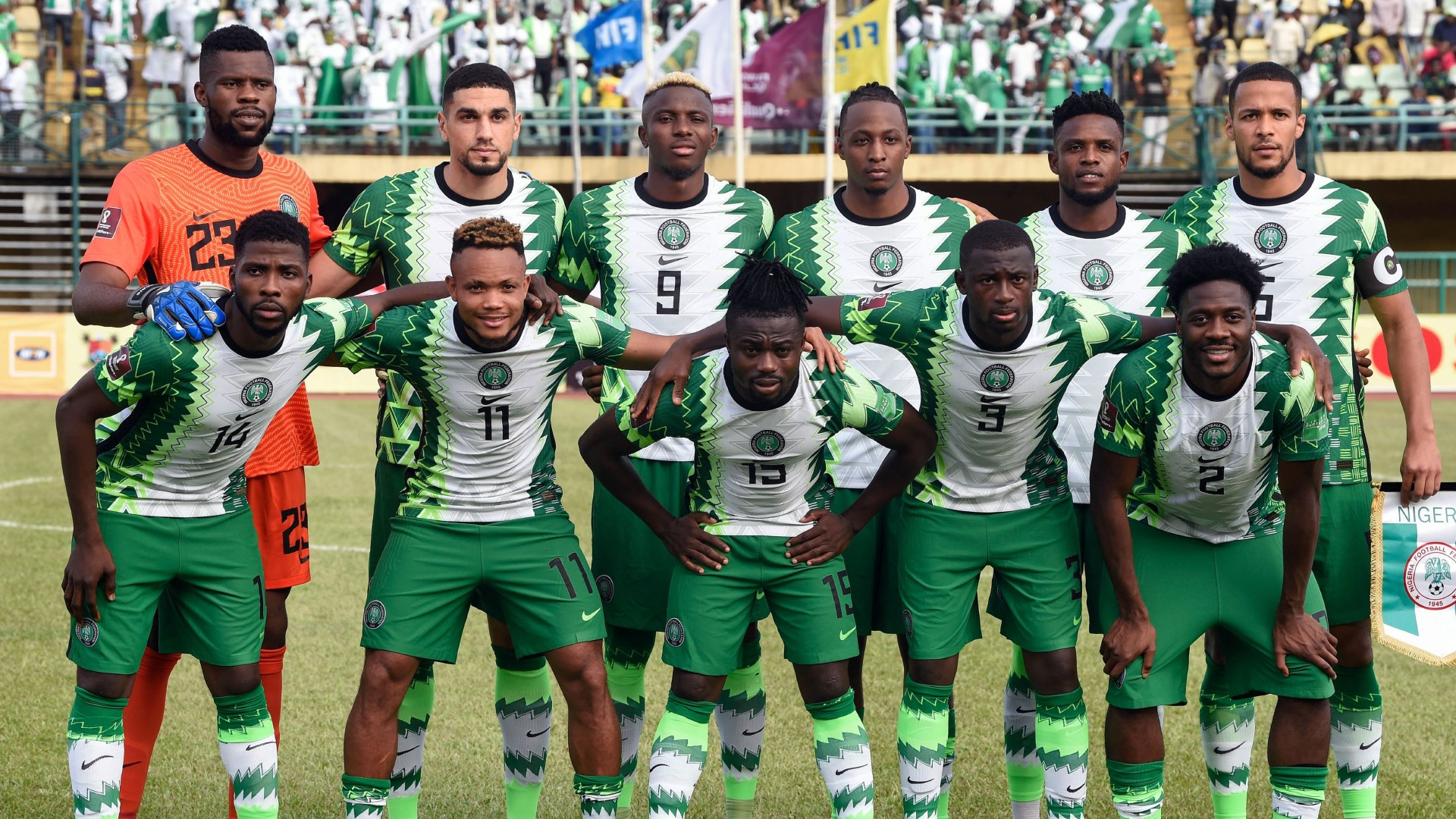 2022 World Cup Qualifiers: Centurion Musa and Osimhen spearhead Nigeria's revenge mission against Central African Republic
