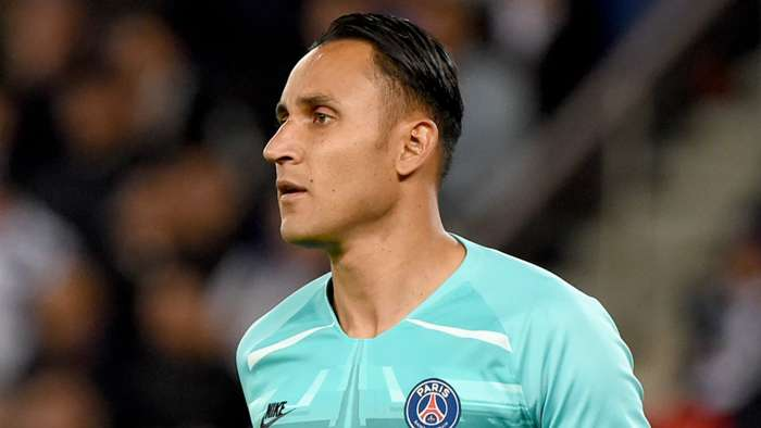 Keylor Navas PSG Paris Saint-Germain 2019-20