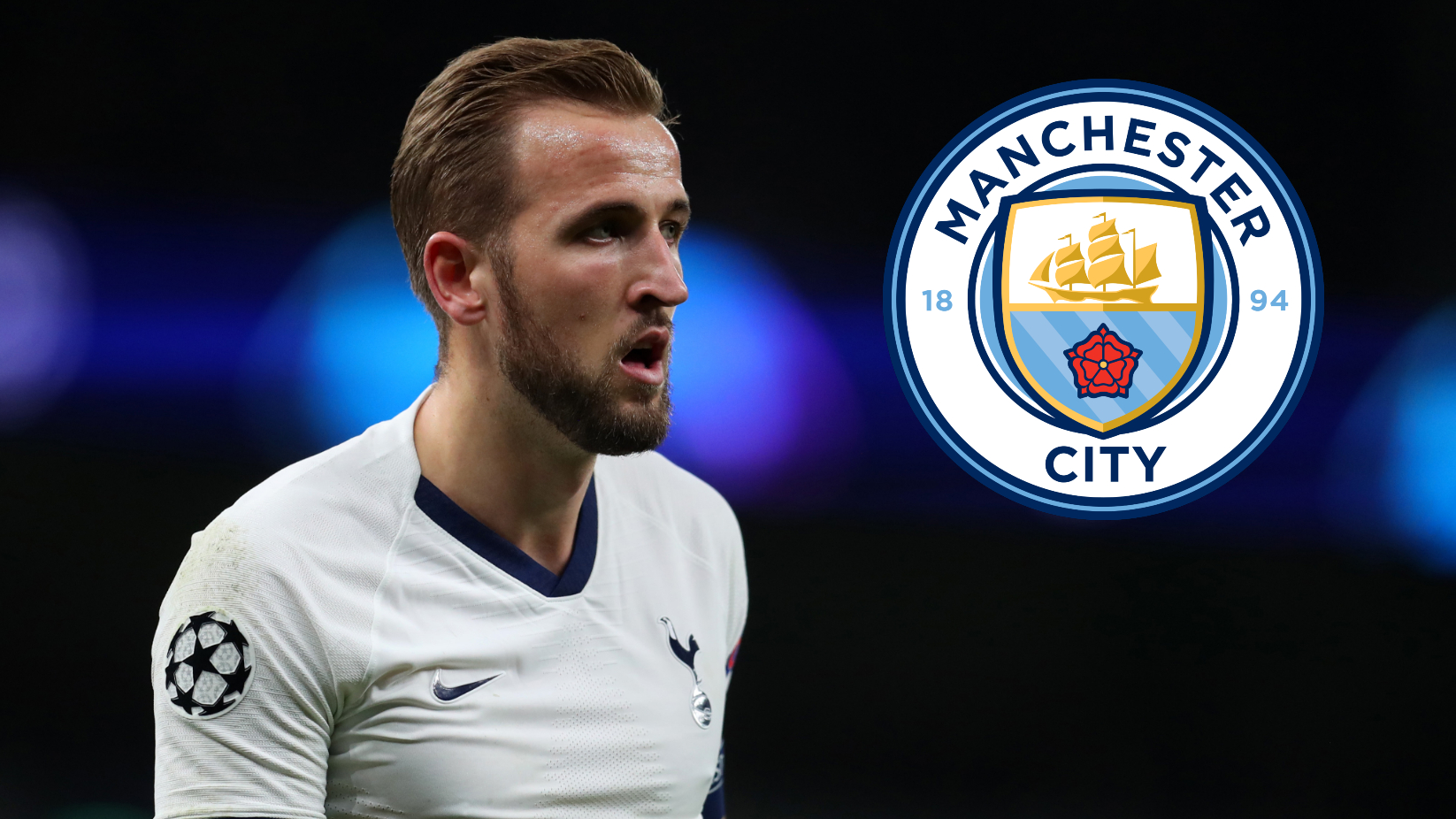 Kane a great fit for Man City, says former Tottenham boss Redknapp
