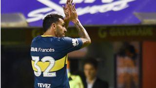 Carlos Tevez Boca Union 2018