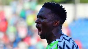 Kenneth Omeruo - Nigeria vs. Guinea