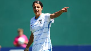 Sam Kerr Chicago Red Stars