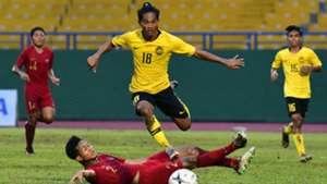 Malaysia U18 v Indonesia U18, AFF U18 Championship, 17 Aug 2019