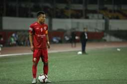 Lajong vs Aizawl Samuel