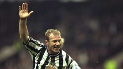 Alan Shearer Newcastle United