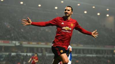 Zlatan Ibrahimovic Manchester United FA Cup