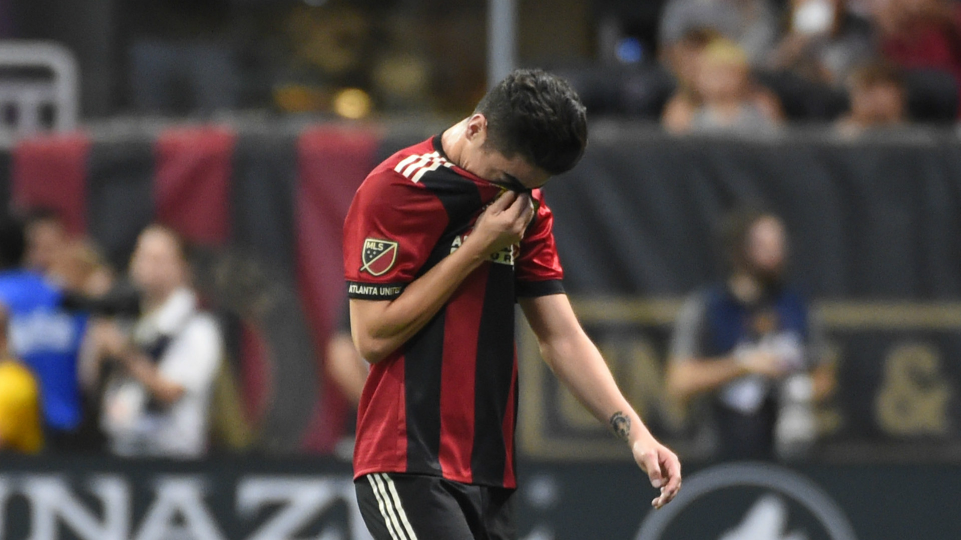 Miguel Almiron MLS Atlanta United 09242017