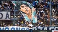 Maradona Presentacion Gimnasia