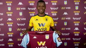 Samatta: Wanyama welcomes new Aston Villa signing to Premier League