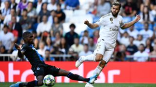 Nacho Fernandez Real Madrid 2019