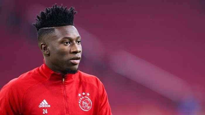 Andre Onana Ajax 2020-21