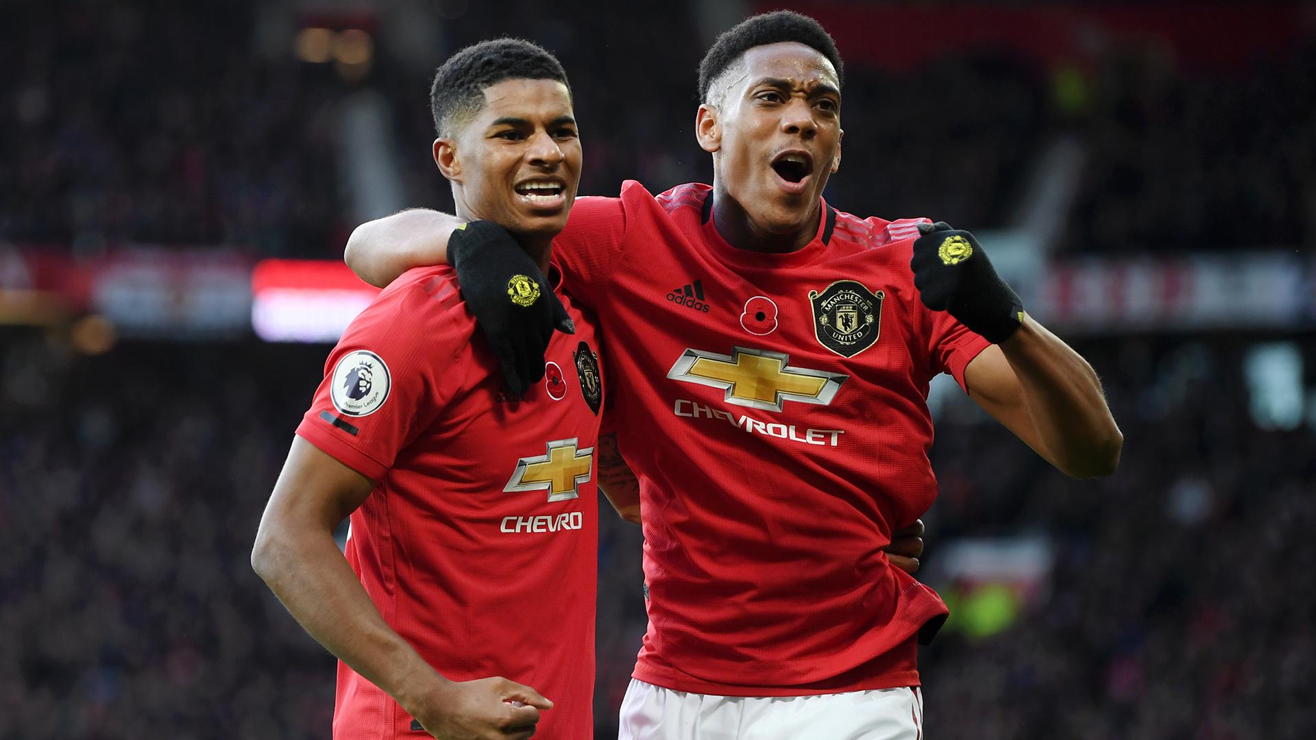 Laporan Pertandingan Liga Primer Inggris Manchester United