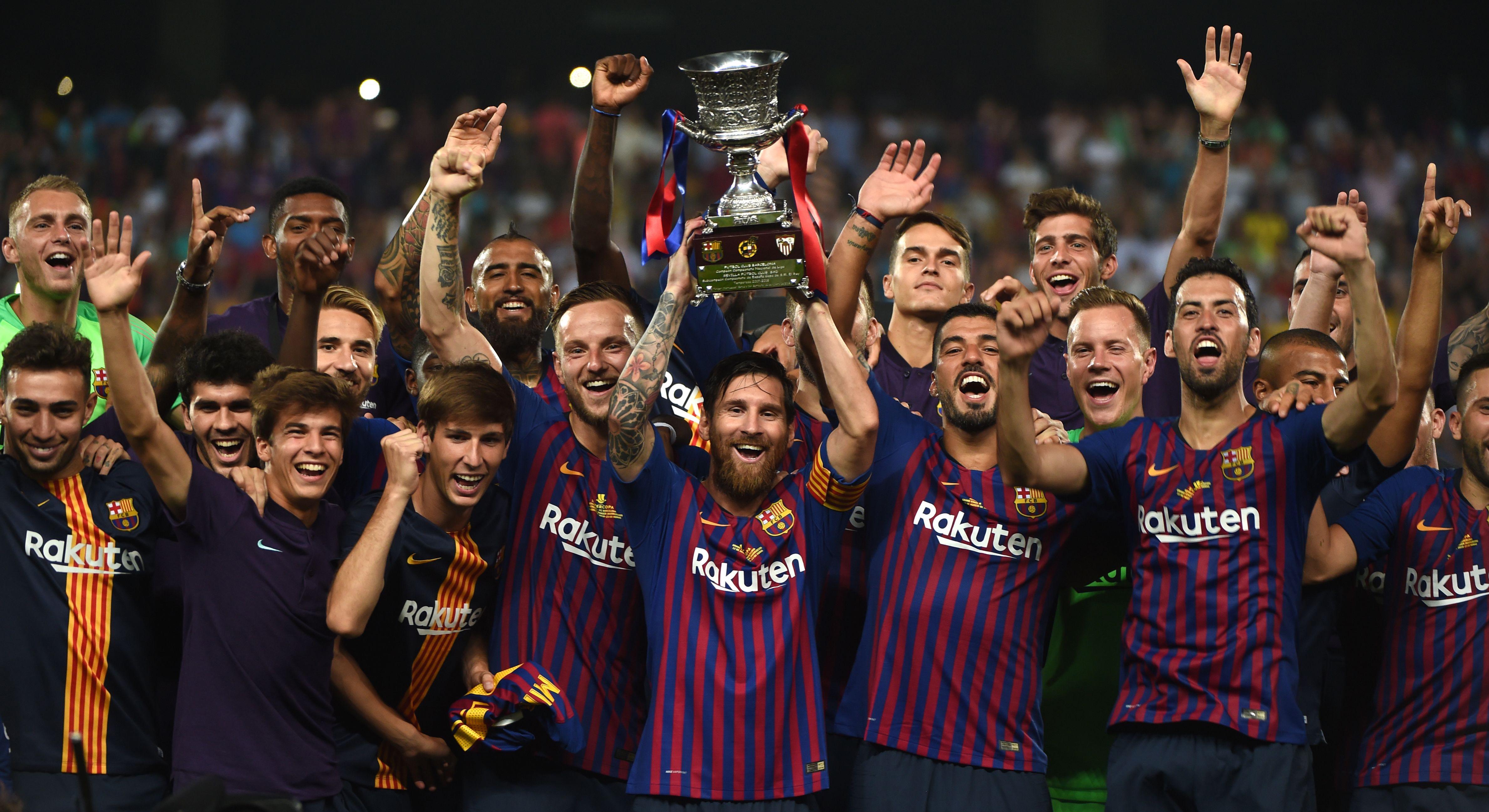 バルセロナ 2018 2019のユニフォームは ホーム アウェーが発表