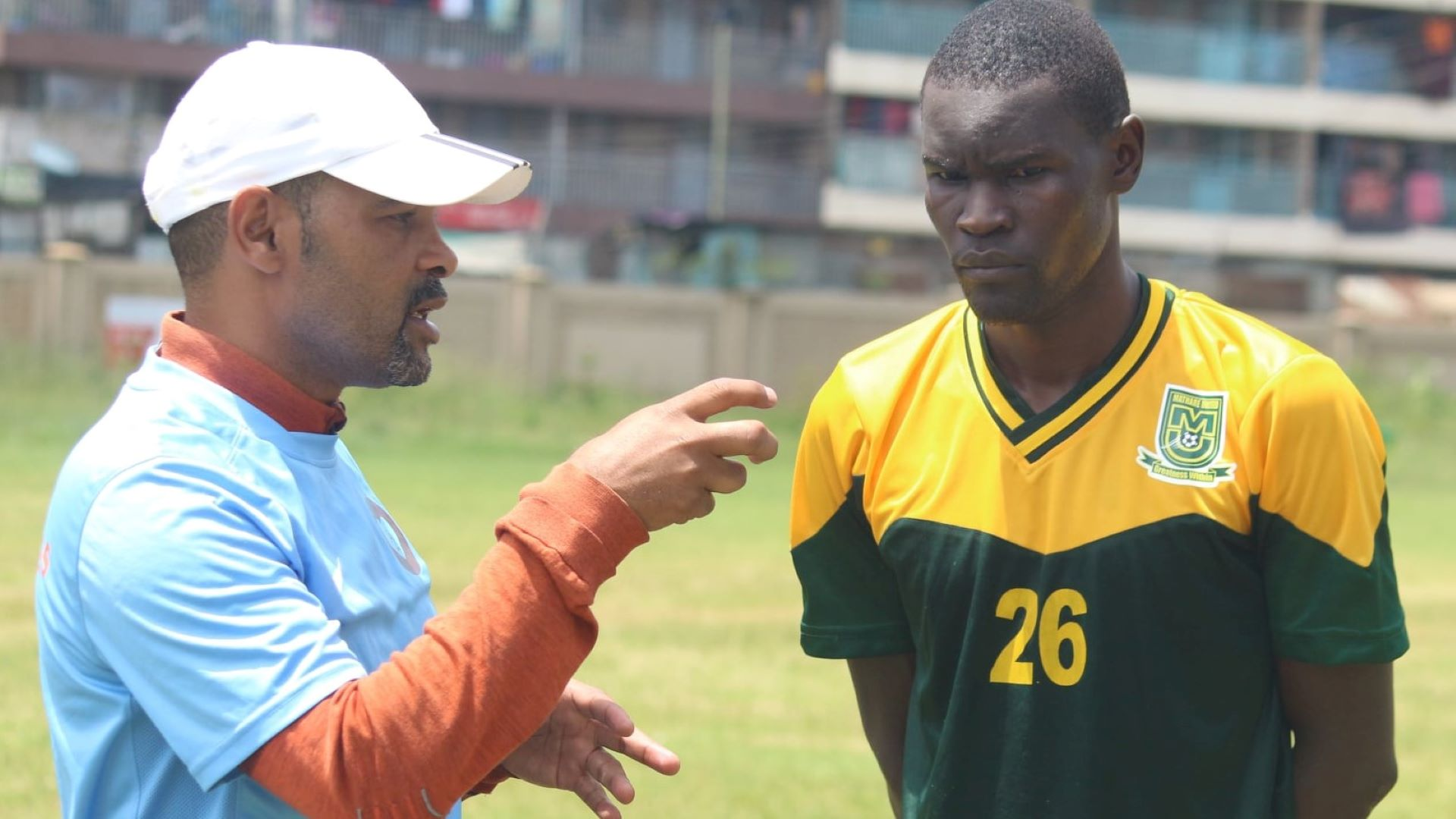 Salim: It is frustrating for Mathare United to lose games like this