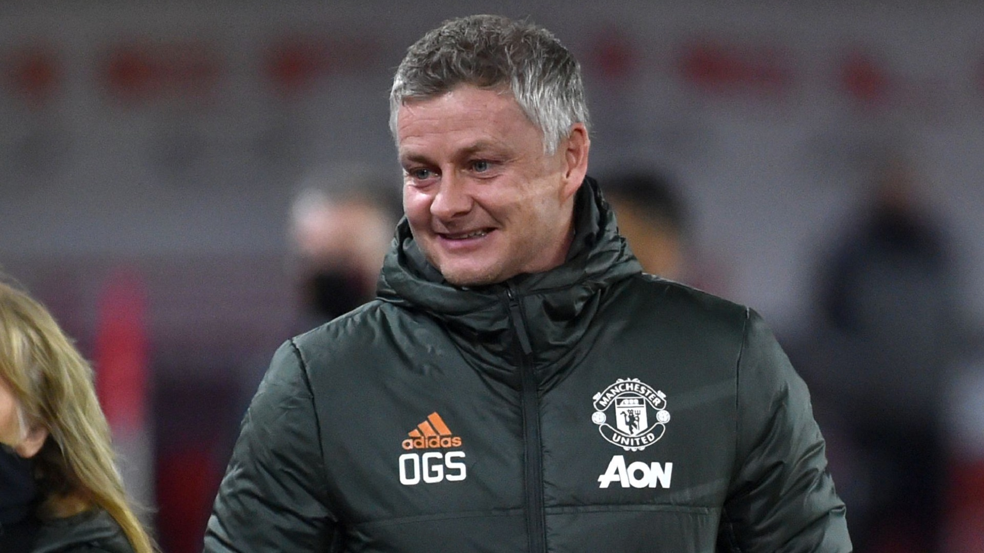 Solskjaer grateful for Man Utd support in the wake of Lampard's sacking by Chelsea
