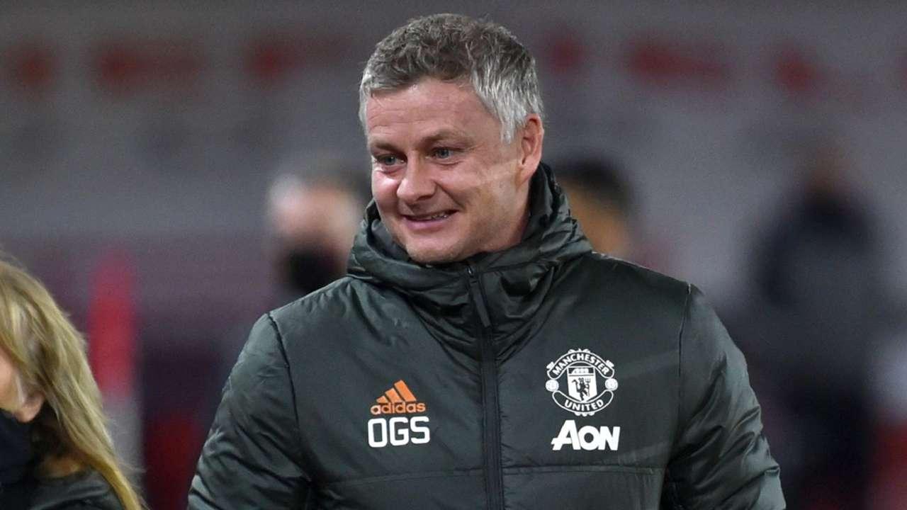 Ole Gunnar Solskjaer Manchester United 2020-21