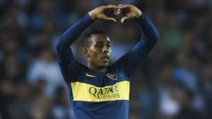 Sebastian Villa Boca Juniors
