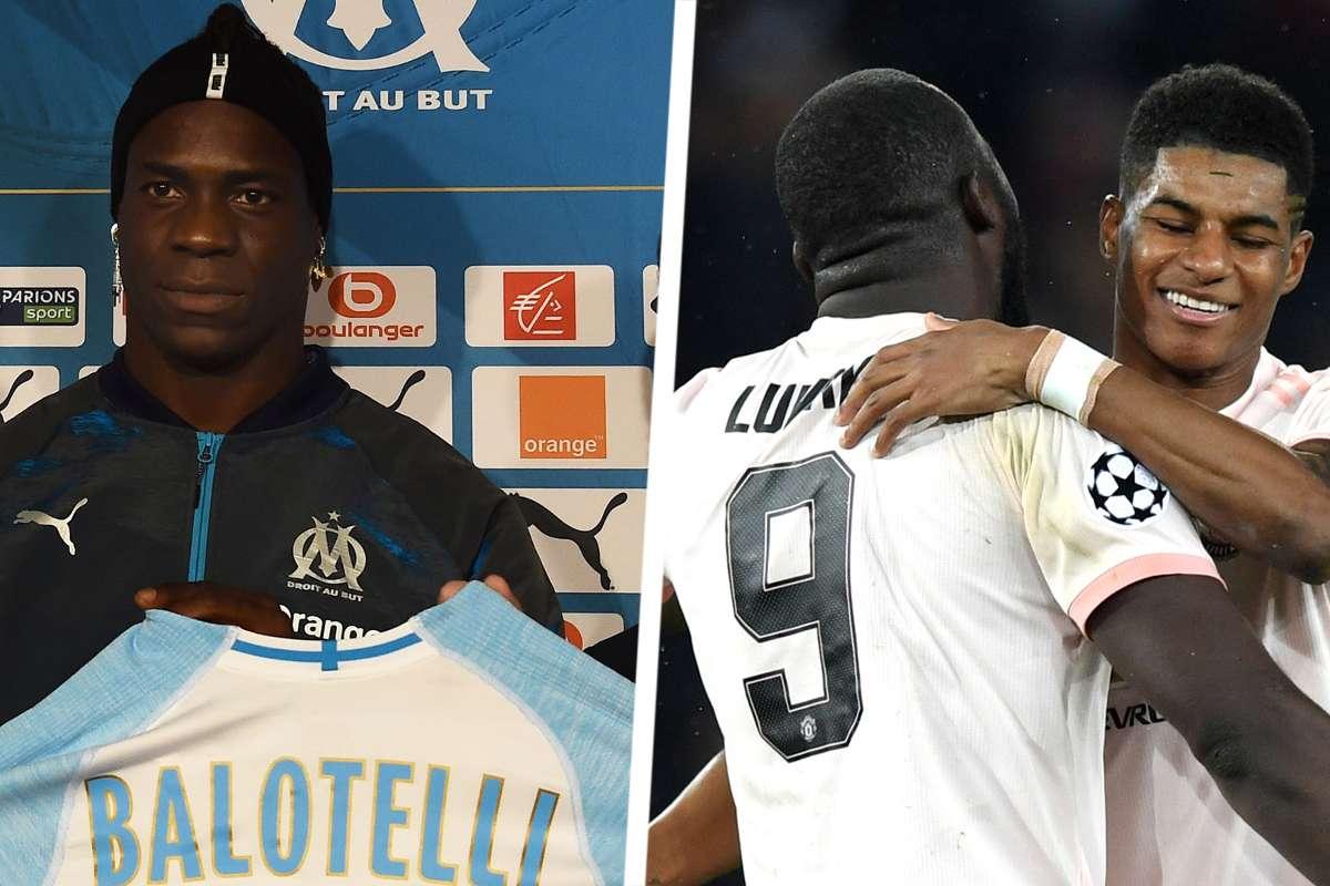 Man Utd news: 'This is bulls**t!' - Mario Balotelli denies ...