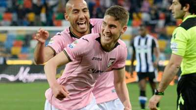 Roland Sallai Udinese Palermo Serie A