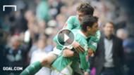 GFX Werder Özil Bayern