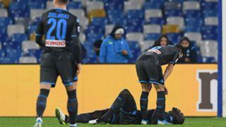 Kalidou Koulibaly Napoli Parma Serie A