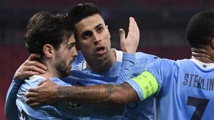 Joao Cancelo Manchester City 2020-21