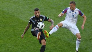 Nicolas Otamendi Argentina Islandia Iceland World Cup 16062018