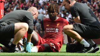 Divock Origi Liverpool 2019-20