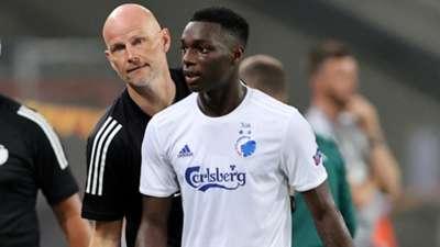 Mohamed Daramy FC Copenhagen 2019-20