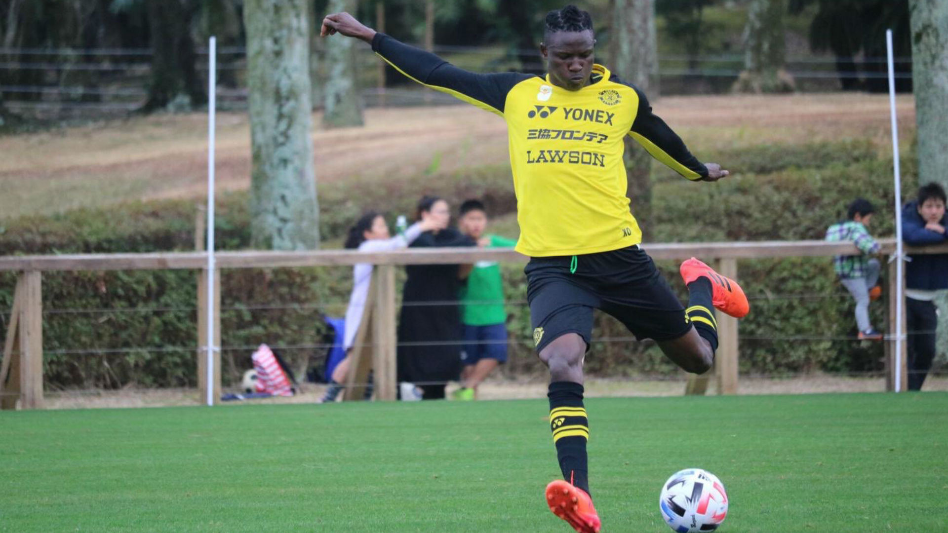 Olunga features as Kashiwa Resyol suffer defeat to FC Tokyo in league restart