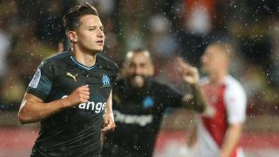 Florian Thauvin Monaco Marseille Ligue 1 02092018