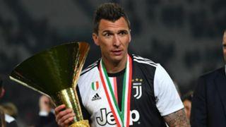Mario Mandzukic Juventus 2018-19