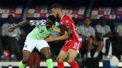 Ahmed Musa, Anice Badri – Tunisia vs. Nigeria