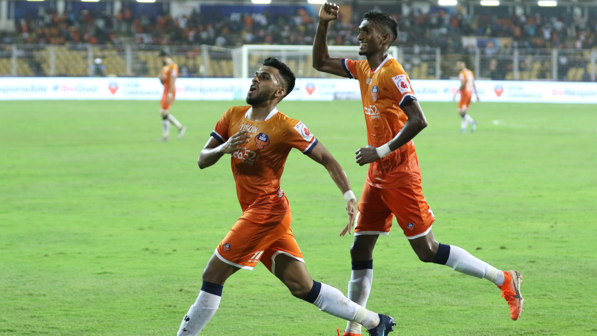 Brandon Fernandes Lenny Rodrigues FC Goa ISL 6