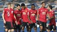 Bruno Fernandes Manchester United Everton 2020-21