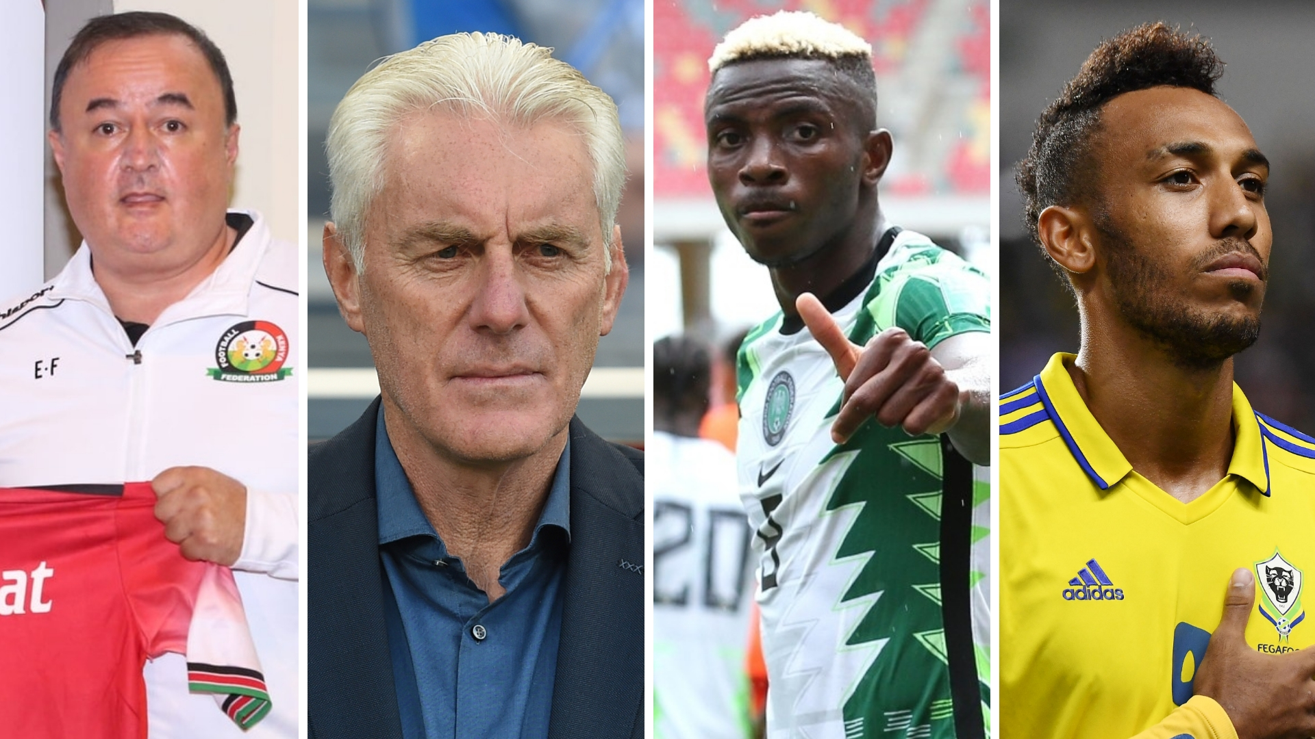 World Cup qualifying: Africa's winners & losers