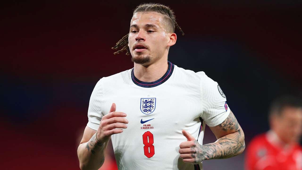 Kalvin Phillips England 2020-21