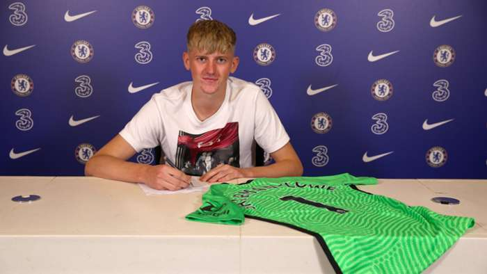 Teddy Sharman-Lowe Chelsea 2020-21