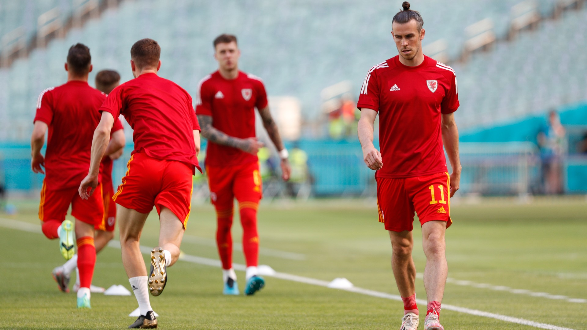Euros Matchday LIVE: Wales play Switzerland, Denmark face Finland, Belgium take on Russia