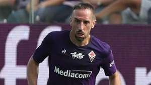 Ribery reveals Premier League talks before choosing Fiorentina
