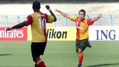 Lalrindika Ralte, East Bengal, AFC Cup 2013