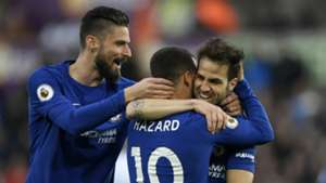 Cesc Fabregas Swansea Chelsea 04282018