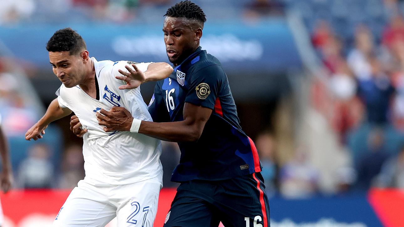 'Siebatcheau, we love you!' - USMNT newcomer leads the way with winner against Honduras