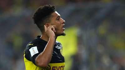 Jadon Sancho Borussia Dortmund 03082019