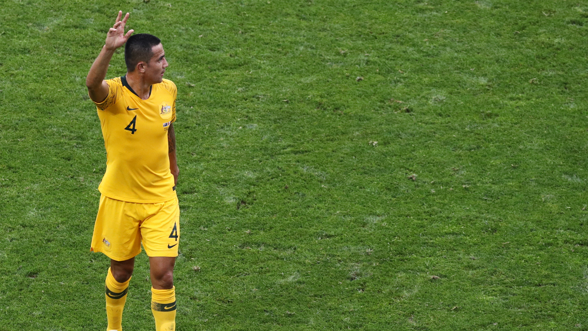 Tim Cahill: Africa's first World Cup was one of the best because of the warmth of the people