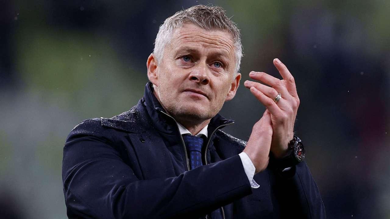 Ole Gunnar Solskjaer Man Utd 2020-21