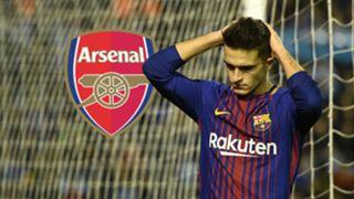 Denis Suarez Arsenal