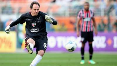 Rogerio Ceni Sao Paulo